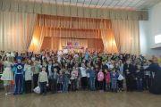 В Буденновском районе состоялся праздник ко Дню Святого Николая для детей с ограниченными физическими возможностями.